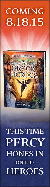Disney: Percy Jackson's Greek Heroes by Rick Riordan
