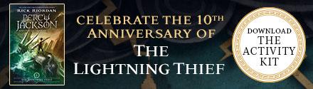 Disney: Percy Jackson and the Lightning Thief by Rick Riordan