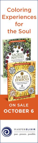 Harper Elixer: Sacred Nature & Sacred Symbols by Lydia Hess