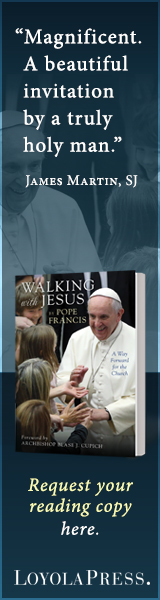 Loyola Press: Walking With Jesus by Pope Francis