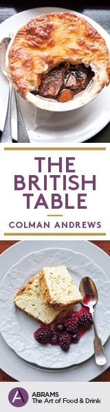 Abrams: The British Table by Colman Andrews