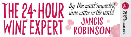 Abrams Image: The 24-Hour Wine Expert by Jancis Robinson