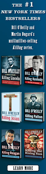 Henry Holt & Company: The Killing Series by Bill O'Reilly and Martin Dugard