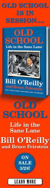Henry Holt & Company: Old School by Bill O'Reilly and Bruce Feirstein