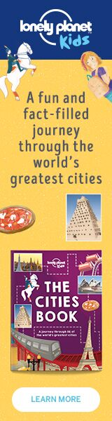 Lonely Planet Kids: The Cities Book