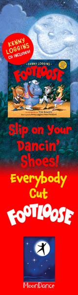 Moondance Press: Footloose by Kenny Loggins