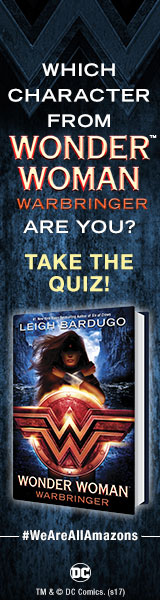 Random House Books for Young Readers: Wonder Woman: Warbringer (DC Icons #1) by Leigh Bardugo