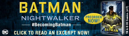 Random House Books for Young Readers: Batman: Nightwalker (DC Icons #2) ) by Marie Lu