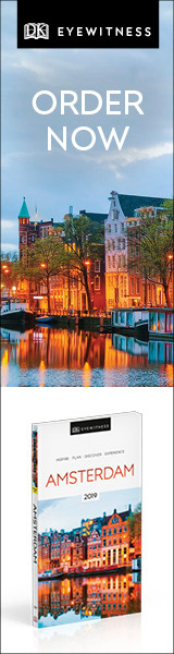 DK Eyewitness Travel Guide Amsterdam by DK Travel