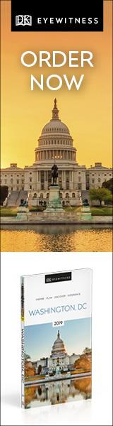 DK Eyewitness Travel Guide Washington D.C. by DK Travel