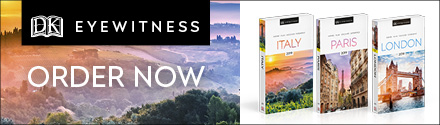 DK Eyewitness Travel Guides: Italy, Paris, and London by DK Travel