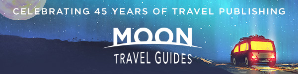 Moon Travel Guides: Celebrating 45 Years of Travel Publishing
