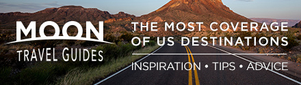 Moon Travel Guides: The Most Coverage of U.S. Destinations - Inspiration, Tips, Advice