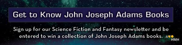 Houghton Mifflin Harcourt: Get to Know John Joseph Adams Books