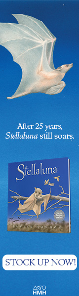Houghton Mifflin: Stellaluna (25th Anniversary Edition) by Janell Cannon