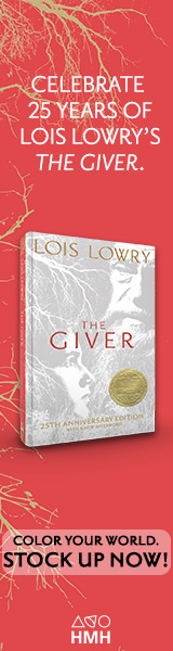 Houghton Mifflin: The Giver (25th Anniversary Edition) by Lois Lowry