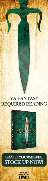 Houghton Mifflin: Graceling (Graceling Realm #1) by Kristin Cashore