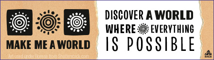 Make Me a World: Discover a world where everything is possible!
