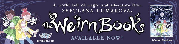 Jy: The Weirn Books, Vol. 1 by Svetlana Chmakova