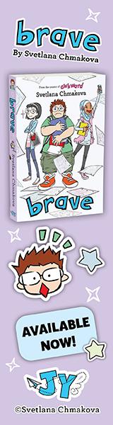 Jy: Brave by Svetlana Chmakova
