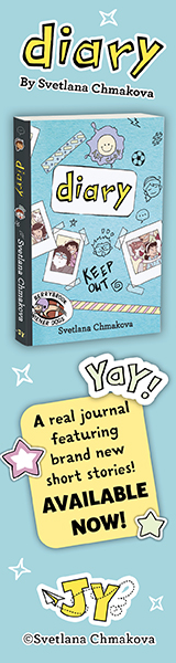 Jy: Diary by Svetlana Chmakova