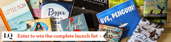 Levine Querido: Enter to Win the Complete Launch List