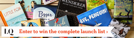Levine Querido: Enter to win the complete launch list!