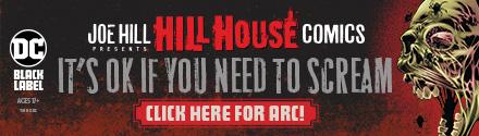 Joe Hill Presents: Hill House Comics