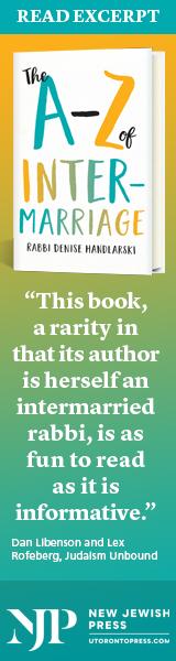 New Jewish Press: The A-Z of Intermarriage by Rabbi Denise Handlarski