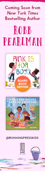 Running Press Kids: Pink Is for Boys by Robb Pearlman, illustrated by Eda Kaban