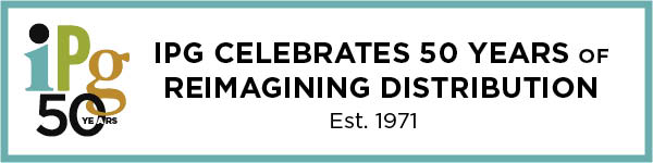 Independent Publishers Group: IPG celebrates 50 years of reimagining distribution!