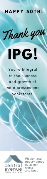 Central Avenue Publishing: Happy 50th! Thank you IPG!