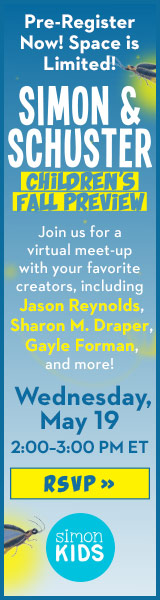 Simon & Schuster Children's Fall Preview: Join us for a virtual meet-up with your favorite creators, including Jason Reynolds, Sharon M. Draper, Gayle Forman, and more!