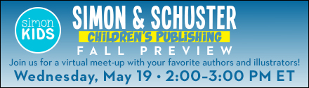 Simon & Schuster Children's Fall Preview: Join us for a virtual meetup with your favorite authors and illustrators!