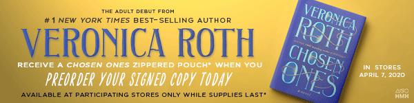 John Joseph Adams/Houghton Mifflin Harcourt: Chosen Ones by Veronica Roth
