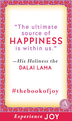 Avery Publishing Group: The Book of Joy: Lasting Happiness in a Changing World by Dalai Lama, Desmond Tutu, and Douglas Carlton Abrams