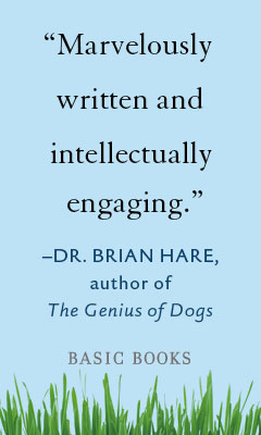 Basic Books: What It's Like to Be a Dog: And Other Adventures in Animal Neuroscience by Gregory Berns