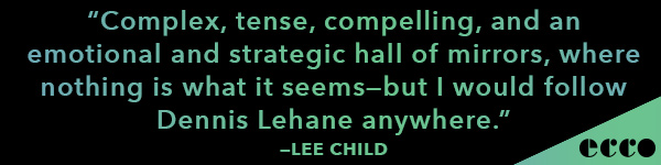 Ecco Press: Since We Fell by Dennis Lehane