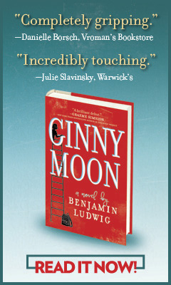 Park Row Books: The Original Ginny Moon by Benjamin Ludwig