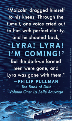 Alfred A. Knopf Books for Young Readers: The Book of Dust: La Belle Sauvage (Book of Dust #1) by Phlip Pullman