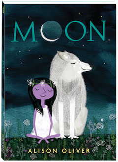 Clarion Books: Moon by Alison Oliver