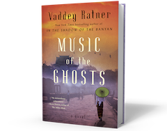 Touchstone Books: Music of the Ghosts by Vaddey Ratner