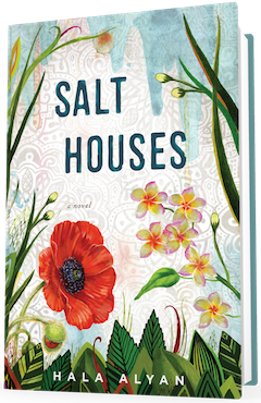 Houghton Mifflin: Salt Houses by Hala Alyan