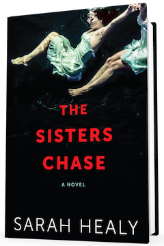 Houghton Mifflin: The Sisters Chase by Sarah Healy