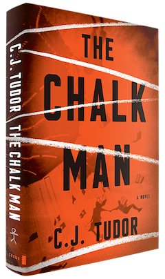 Crown Publishing Group: The Chalk Man by C.J. Tudor