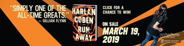 Grand Central Publishing: Run Away by Harlan Coben