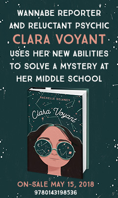 Puffin Books: Clara Voyant by Rachelle Delaney