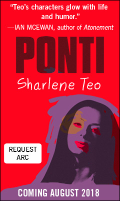 Simon & Schuster: Ponti by Sharlene Teo