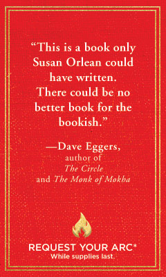 Simon & Schuster: The Library Book by Susan Orlean