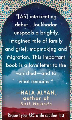 Touchstone Books: The Map of Salt and Stars by Jennifer Zeynab Joukhadar